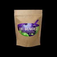 Bio raw Life Breakfast 300g Bluberry Lifefood