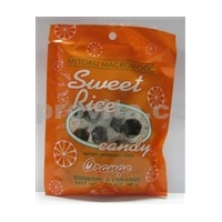Sweet Rice Candies orange Sunfood