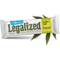 Bio tyčinka Legalized Hemp Raw Protein 42g