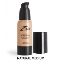 BIO Zuii Flora tekutý make-up Natural Medium LaBioorganica