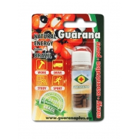 Guarana tablety 20 ks