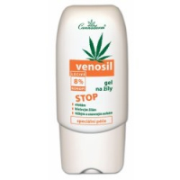 Venosil gel na žíly 100ml Cannaderm