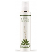 BIO Aloe Vera pure gel 200 ml Naturalis