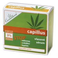 Capillus vlasové sérum 8 x 5 ml