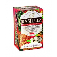 BASILUR Fruit Infusions Assorted Volume II. přebal 20x1,8g