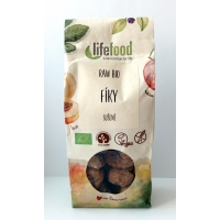BIO RAW fíky 200g Lifefood
