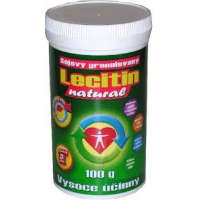 Lecitin natural 100g