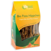 Bio RAW Mini Pizzaioli 70g Lifefood