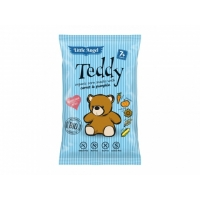 Bio Teddy s mrkví a dýní 30g Little angel