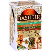 BASILUR Vintage Assorted 37,5g